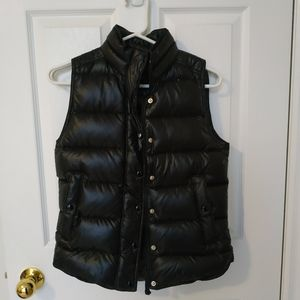 J. Crew puffer vest